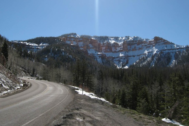Near Cedar Breaks National Monument, UT