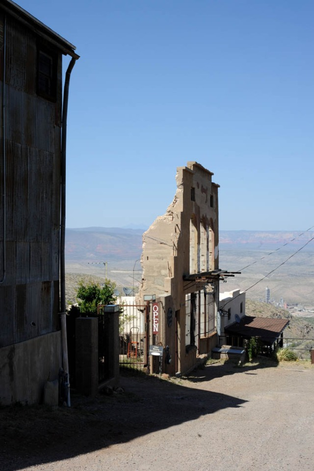 Ruins in Jerome, AZ
