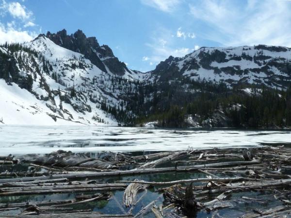 The 3rd Bench Lake.