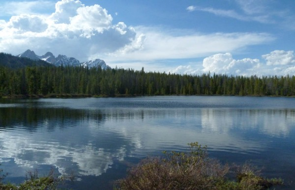 The 2nd Bench Lake.