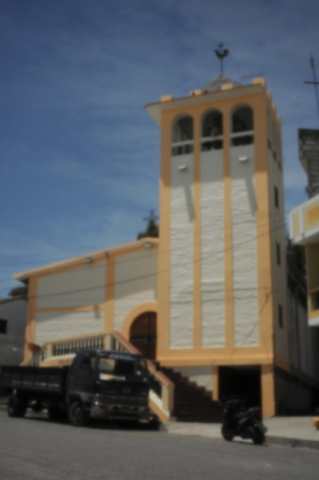 Iglesia Santisima Trinidad.