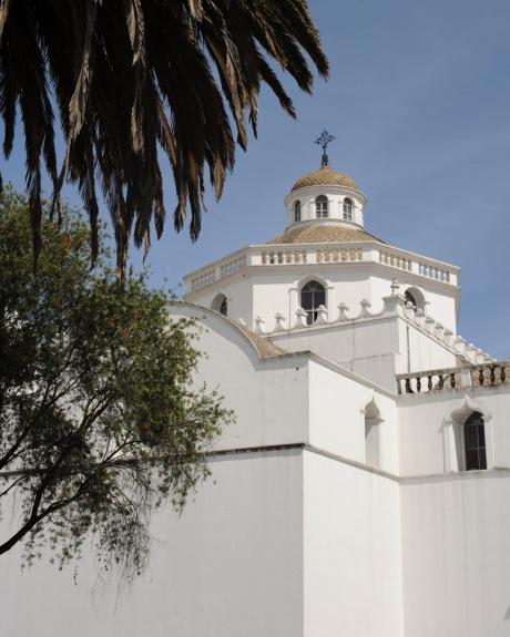 San Vicente Mártir de Latacunga.