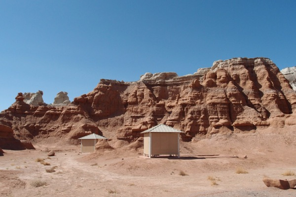 Martian subdivision or just a campground here on our own planet?