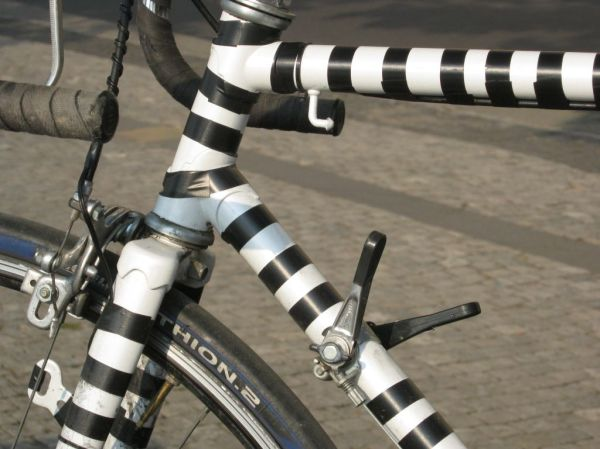 Wheeled Zebra.