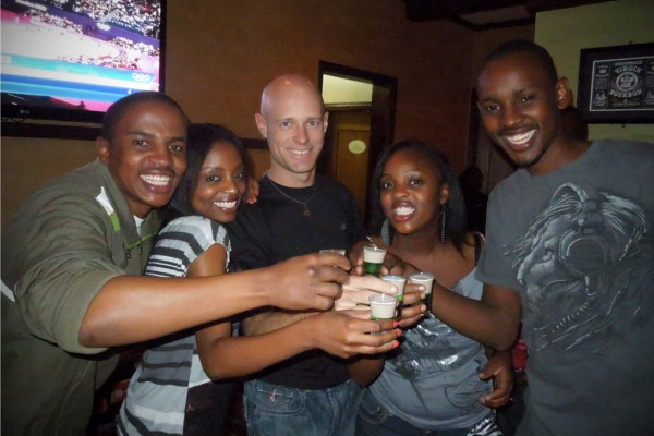 Springboks to good times, great friends, and a rapid return to Kenya!